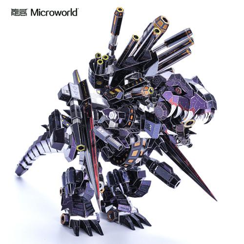 """Tyrannosaurus"" Zoids Metal Model Kit | Microworld"