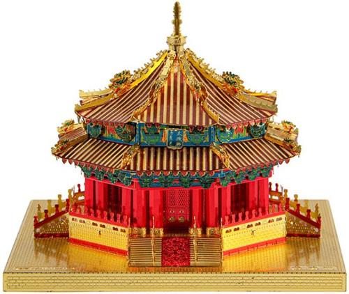 """Big Politics Palace"" Metal Model Kit   Microworld"