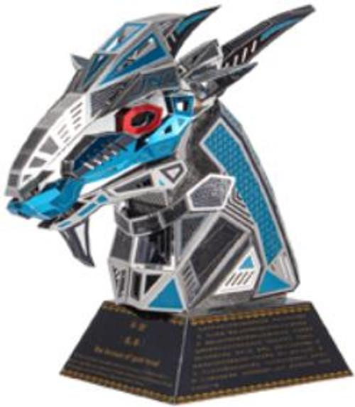 """Goat"" *Zodiac Animal Heads Series* Metal Model Kit | Microworld"