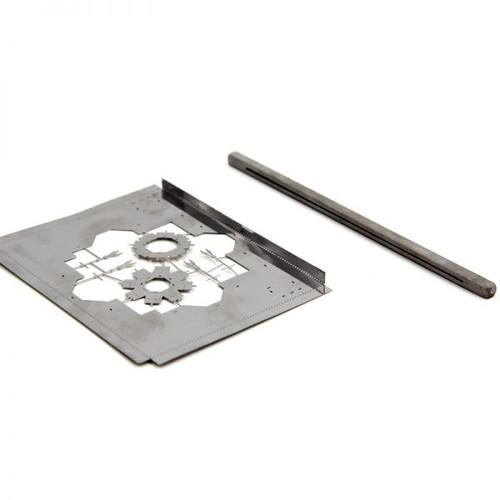 Edge Bender Tool For Metal Models