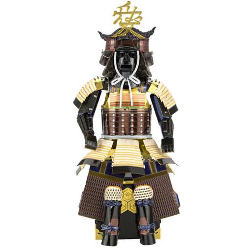 """Samurai Armor"" (Naoe Kanetsugu) Metal Earth Model"