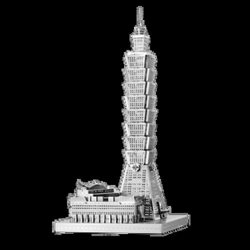 ICONX - Taipei 101 Metal Model Kit