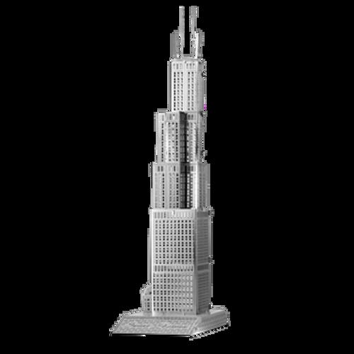 ICONX - Sears Tower / Willis Tower Metal Model Kit