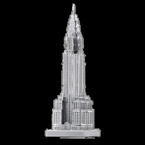 ICONX - Chrysler Building Metal Model Kit