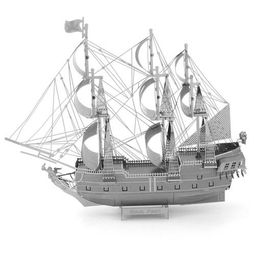 ICONX - Black Pearl Metal Model Kit