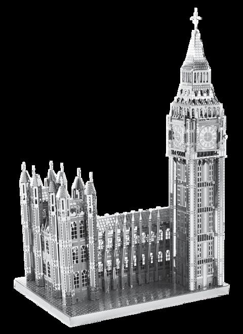 Big Ben Metal Model Kit | IconX