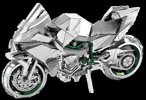 Kawasaki Ninja H2R Model Kit | Iconx