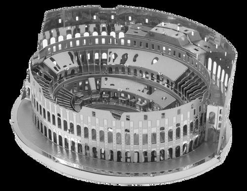 ICONX - Roman Colosseum Ruin Metal Model Kit