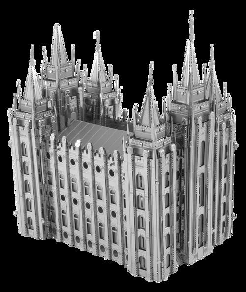 ICONX - Salt lake City Temple Metal Model Kit