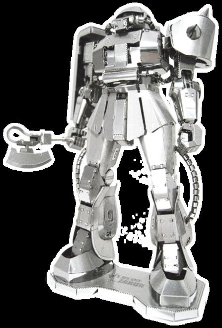 ICONX - Gundam Zaku ll Metal Model Kit