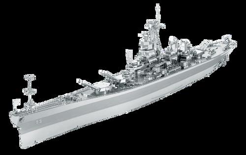 USS Missouri Metal Model Kit | ICONX