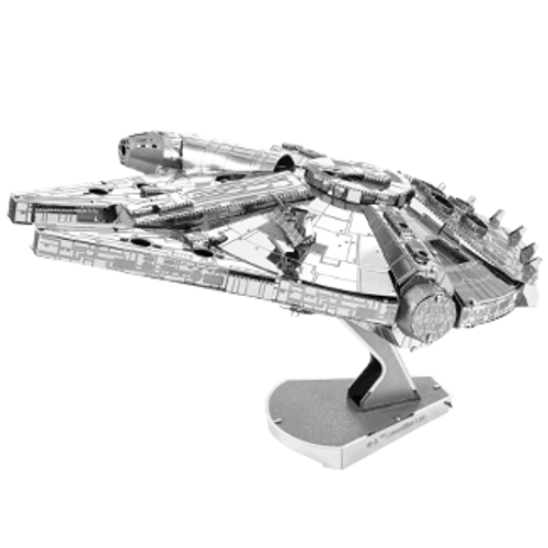 ICONX - Millennium Falcon Metal Model Kit