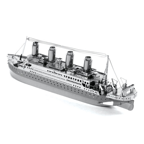 Titanic Metal Earth Model Kit