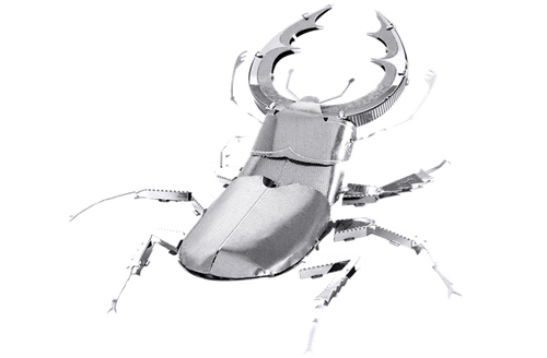 Stag Beetle / Lucane Metal Earth Model Kit