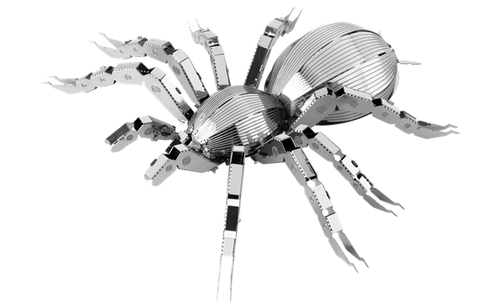 Spider Tarantula Metal Earth Model Kit