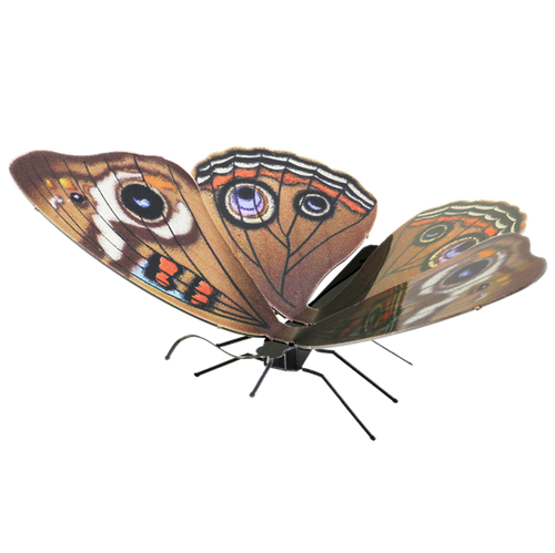 Butterfly Buckeye Metal Earth Model Kit
