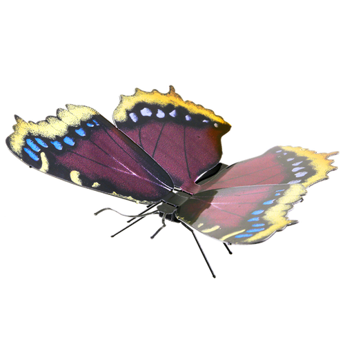 Butterfly Mourning Cloak Metal Earth Model Kit