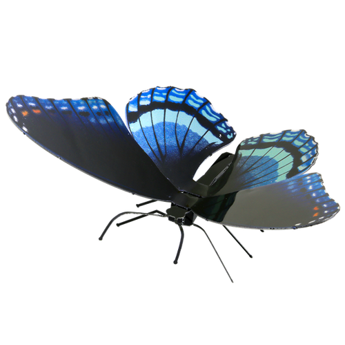 Metal Earth - Butterfly Red Spotted Purple, By Fascinations