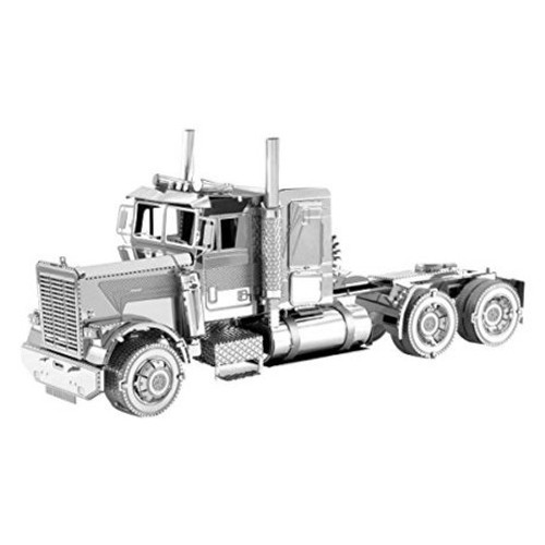 Freightliner - Long Nose Metal Earth Model Kit