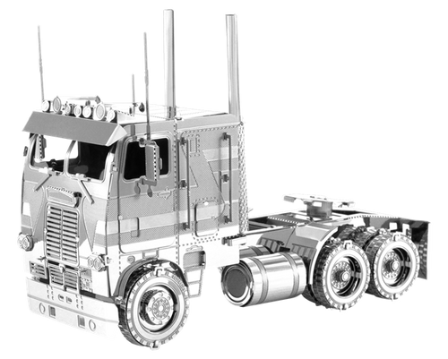 Freightliner - COE Metal Earth Model Kit