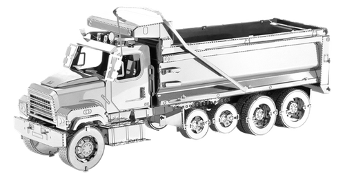 Freightliner - Dump Truck Metal Earth Model Kit