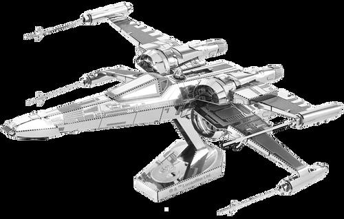 Metal Earth - Star Wars EP7- Poe Dameron's X- Wing Fighter