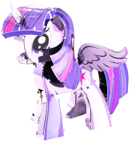 Metal Earth - My Little Pony - Twilight Sparkle, By Fascinations