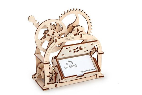 Etui Box Mechanical Wooden Model | UGears