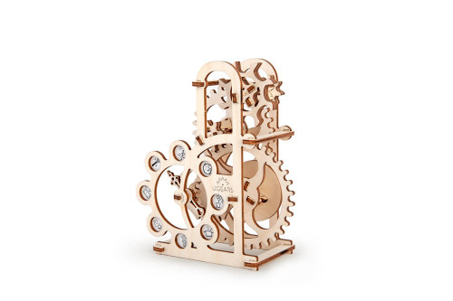 Dynamometer Mechanical Wooden Model | UGears