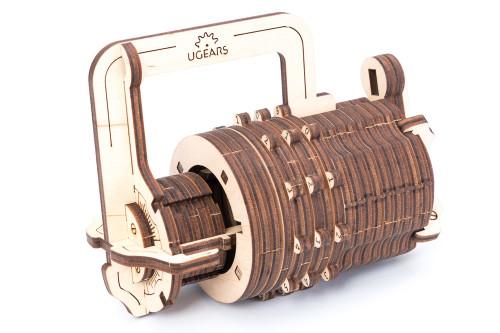 Combination Lock Mechanical Wooden Model | UGears