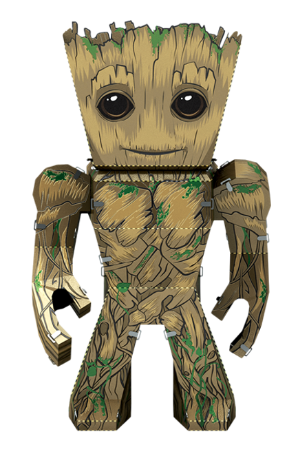Metal Earth Guardians of the Galaxy - Groot!