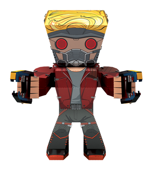 Metal Earth Guardians of the Galaxy - Star Lord! By Fascinations