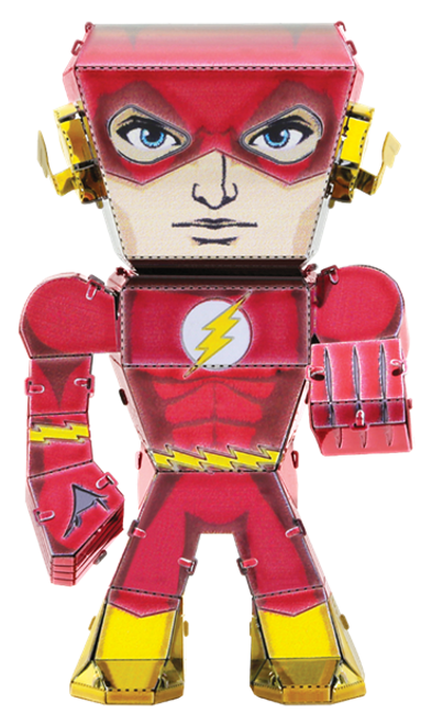 Metal Earth Legends - Jusice League - The Flash