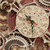 """Zodiac Wall Clock Time Engine"" DIY Mechanical Wooden Model Kit   LC601   Rokr"