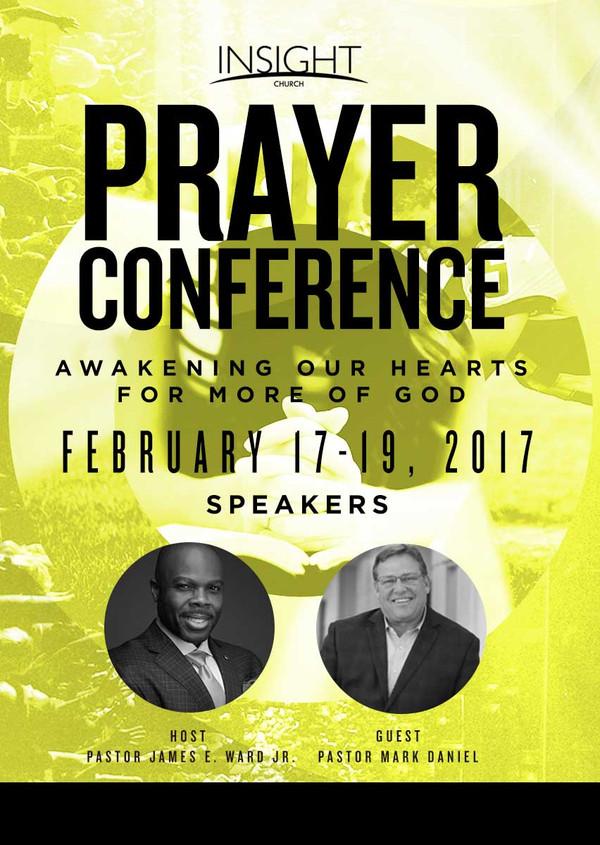 INSIGHT Prayer Conference 2017