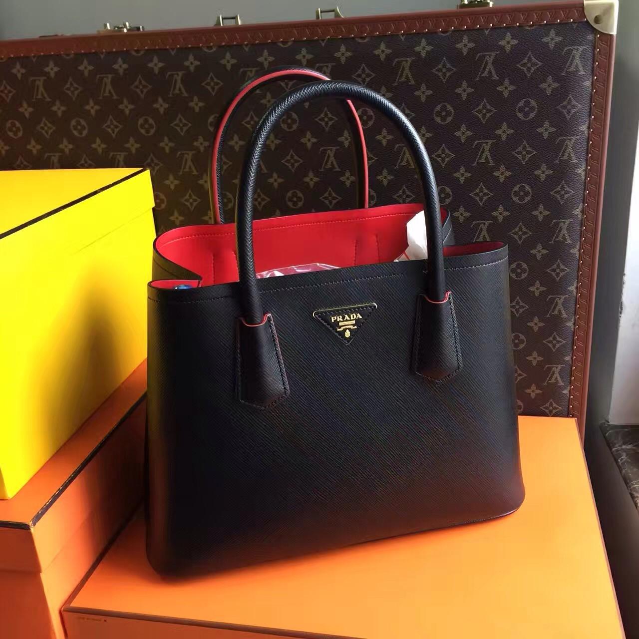 457427529e50 Final Sale]Prada double bag - Bella Vita Moda