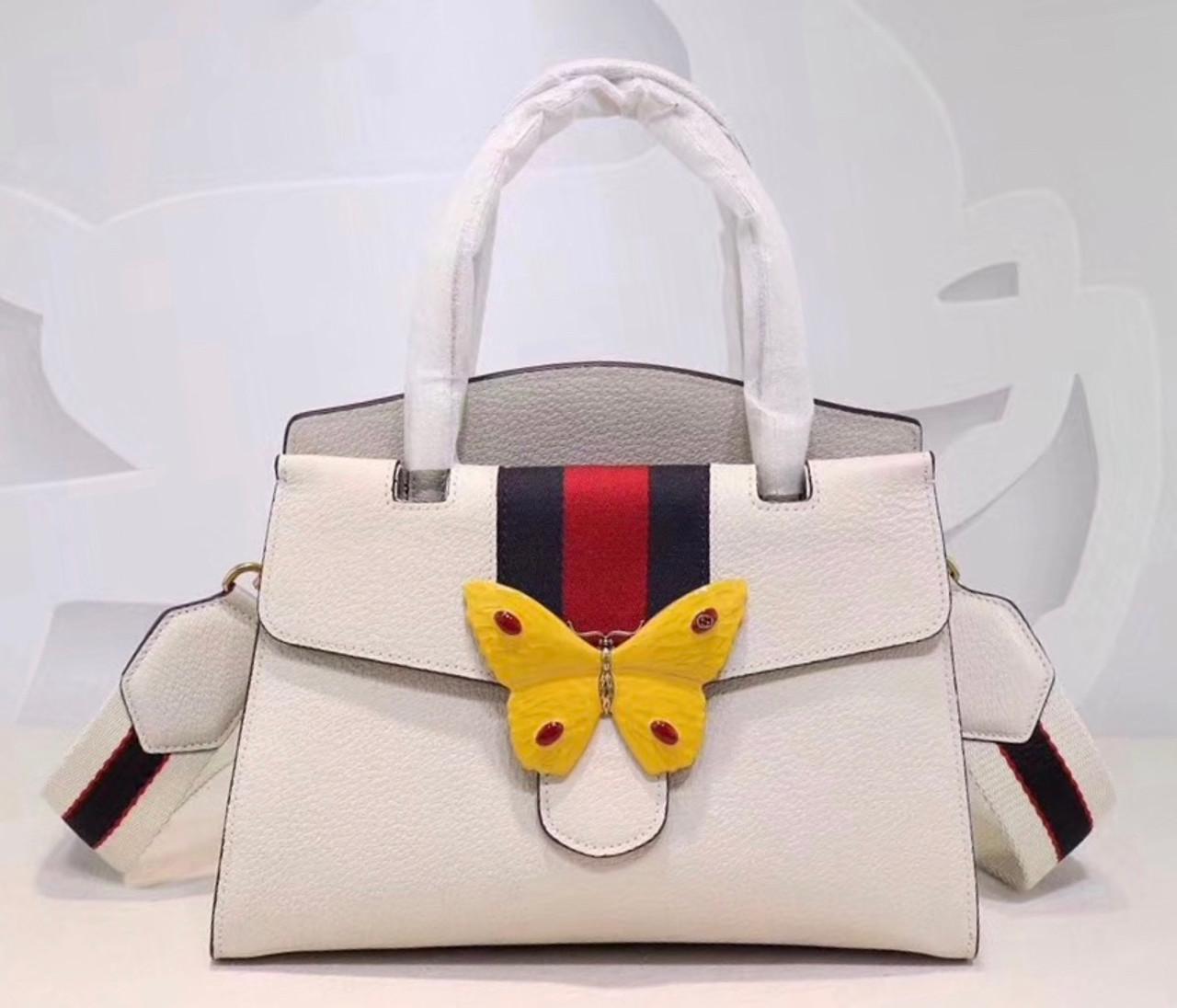 101be1b187a Gucci GucciTotem medium top handle bag - Bella Vita Moda