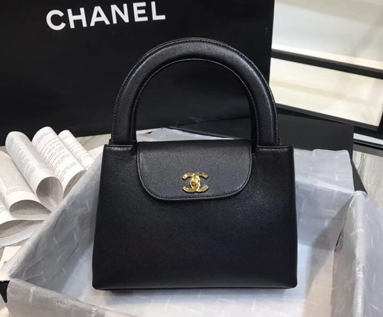 b4e094c78e9f Chanel Retro top handle bag - Bella Vita Moda