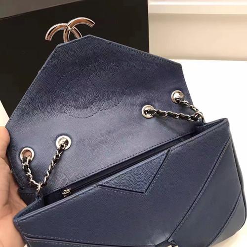 2436ffad9f0c Chanel Chevron Flap Bag SS 2017 Pre-collection - Bella Vita Moda
