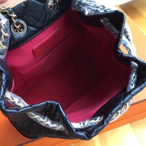 9d59bc88d0c5 Chanel GABRIELLE Backpack Black A94485 - Bella Vita Moda