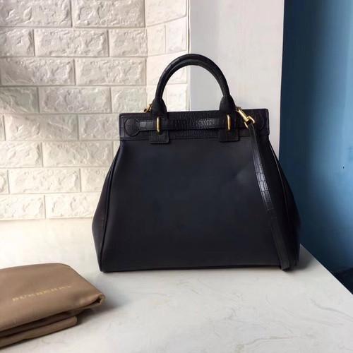 bee9463e1cb8 Burberry The DK88 Luggage Bag Black - Bella Vita Moda