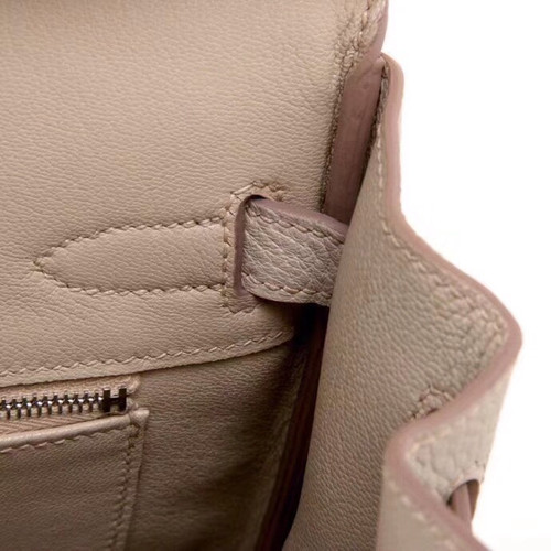 ff6c04c70ef ... Hermès 80 Gris Perle Birkin 30 cm Togo Leather Palladium Hardware ...