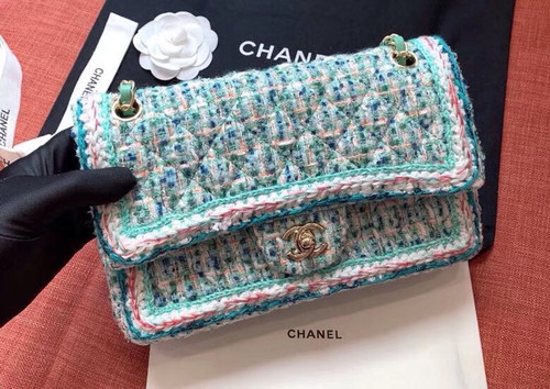 192107b6bacb Chanel Tweed Clutch Bag 2017 - Bella Vita Moda