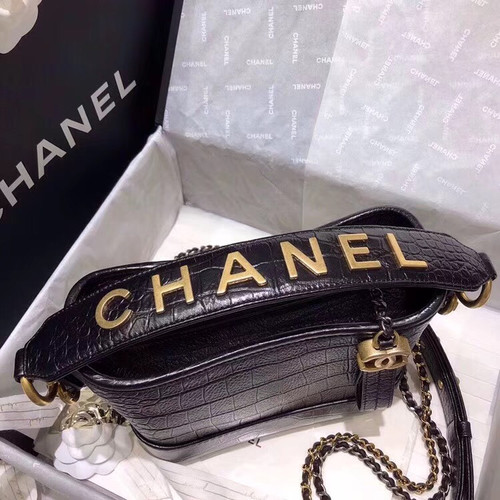 CHANEL'S GABRIELLE Small Hobo Bag AS0865 Winter 2019