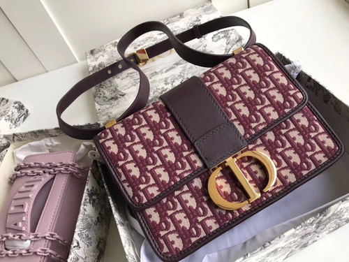 Christian Dior 30 MONTAIGNE DIOR OBLIQUE BAG