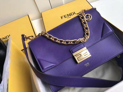 Fendi KAN U LARGE Purple