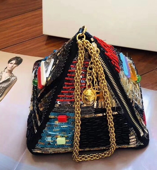 Chanel Pyramid Bag AS0688