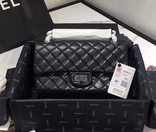Chanel  Aged Calfskin 2.55 Handbag A37586