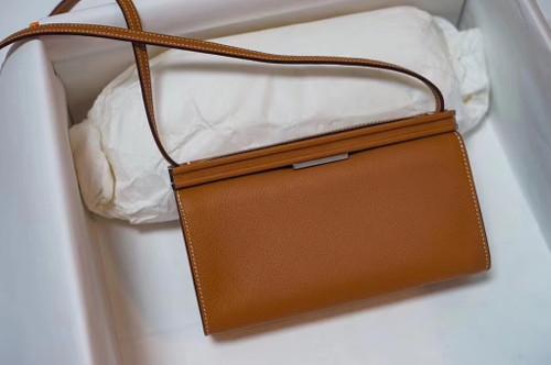 Hermes Clic-H 21 bag Gold