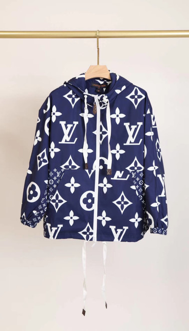 Louis Vuitton 1A7SG4 LV ESCALE PRINTED PARKA